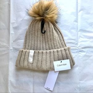 Calvin Klein Knit Winter Hat